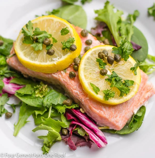 baked salmon fillet-10