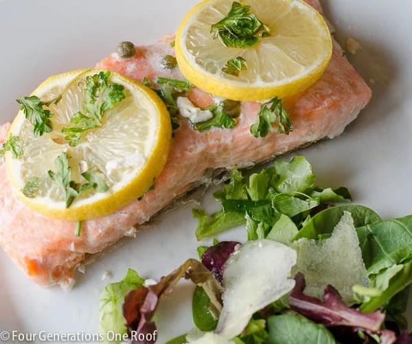 baked salmon fillet-7