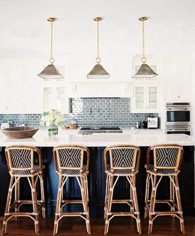 decorating with brass