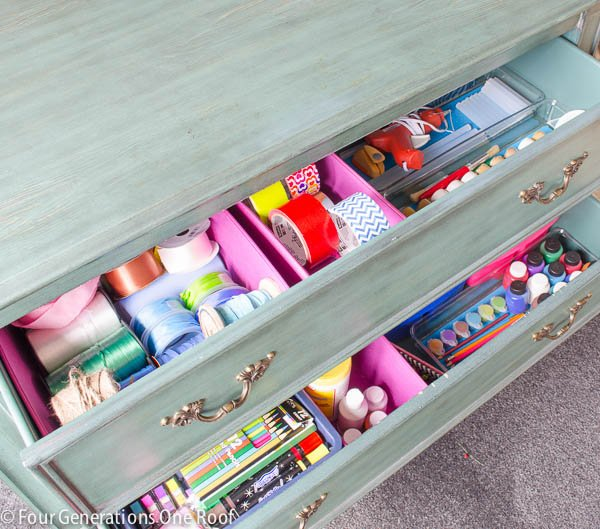 craft drawer organization-7