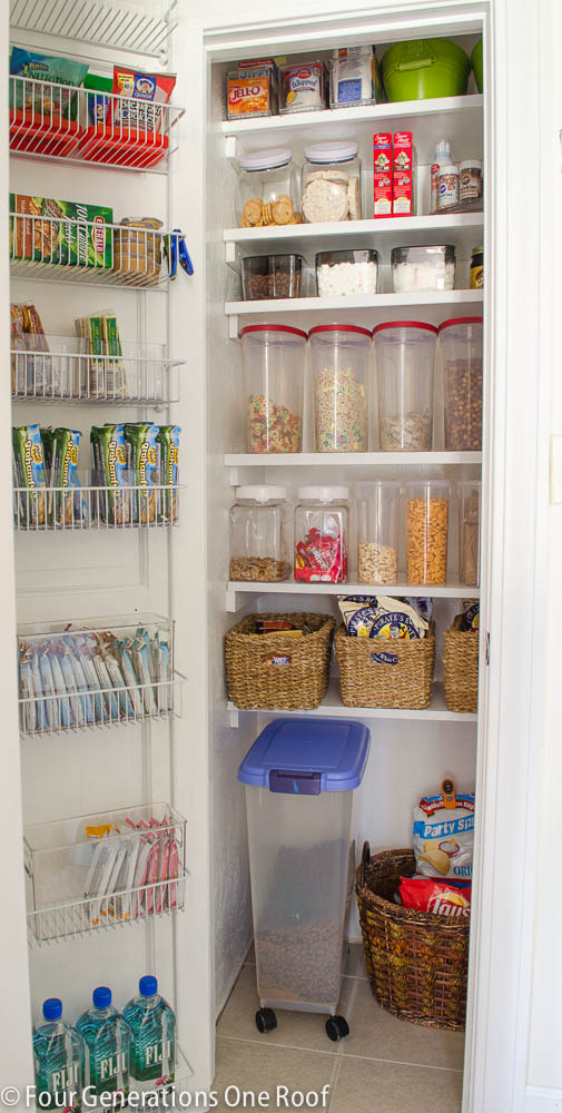 Container Store food storage containers