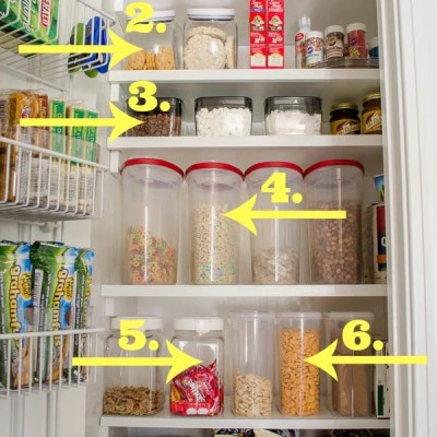 Our Container Store Food Storage Containers {resource list}