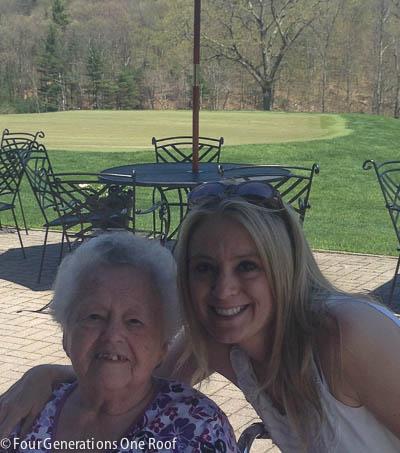 Happy Birthday Gram + Mother's Day 2014-7
