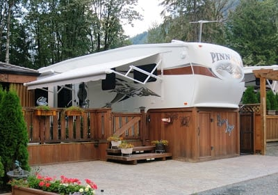 Deck Ideas For A Camper Four Generations One Roof