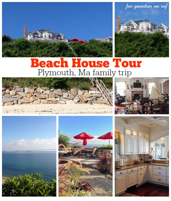 Plymouth Ma Beach House Tour
