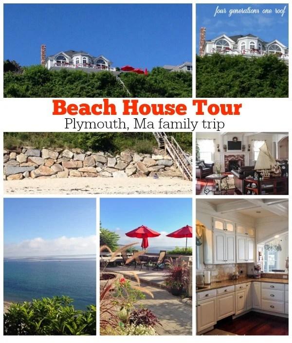Plymouth Ma Beach House Tour