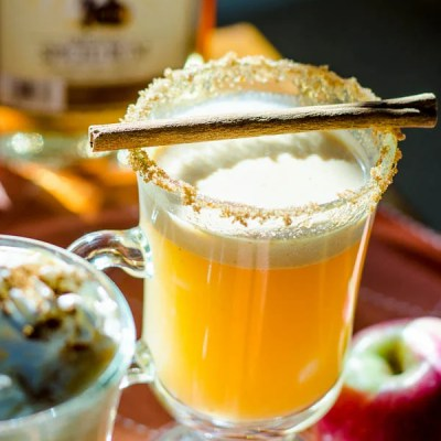 Quick Hot Apple Cider Recipe