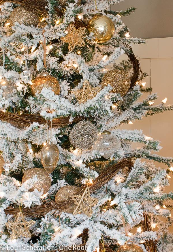 Gorgeous Christmas Home Tour 2014-2