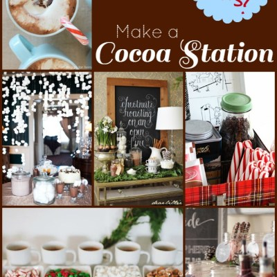 Try This: 9 Ways to Create a Hot Chocolate Bar