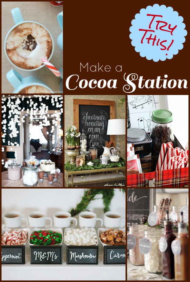 Make-a-Cocoa-Station