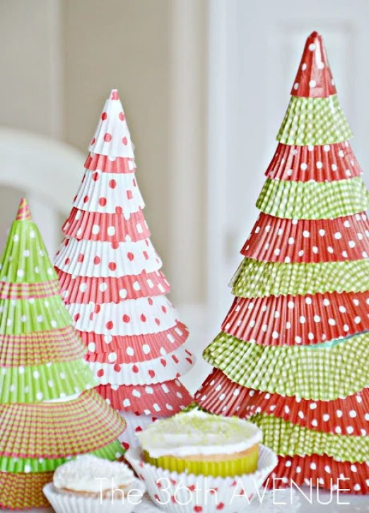 cupcake-wrapper-trees