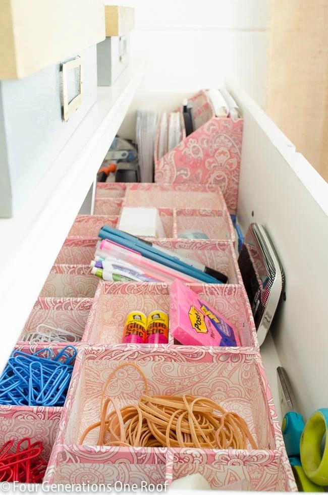 Office drawer organization-10