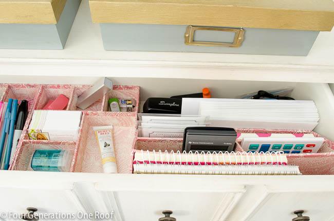 Office drawer organization-13