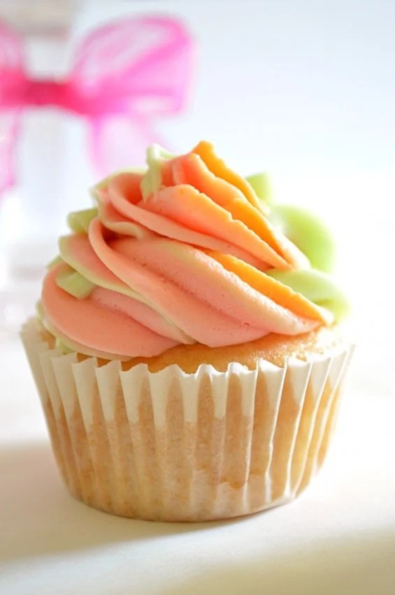 Rainbow-Sherbet-Cupcakes-for-Kids