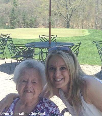 grandmother ambulance gout