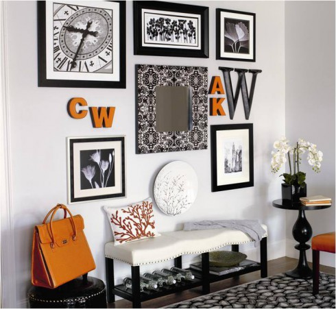 My HomeGoods Happenings / Decorating with Wall Art