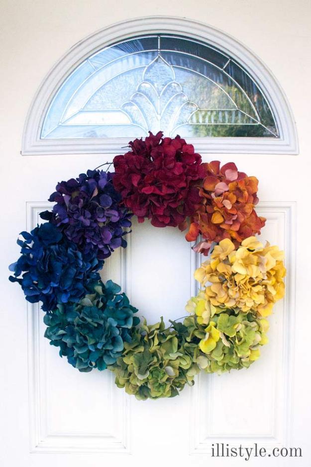 rainbow-hydrangea