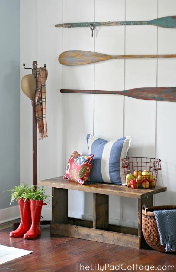 planked-entryway-oars