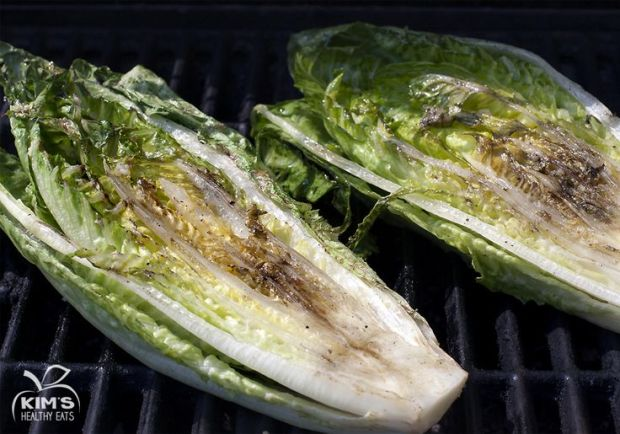 grilled-romaine-avocado-lime-dressing