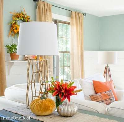 Fall Decorating Ideas {Fall Home Tour 2015}