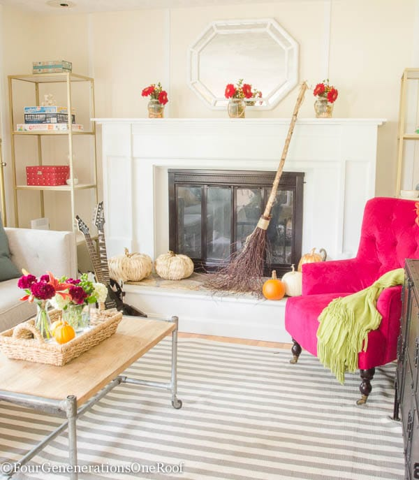 Fall Decorating Ideas {Finding Fall Home Tour 2015}