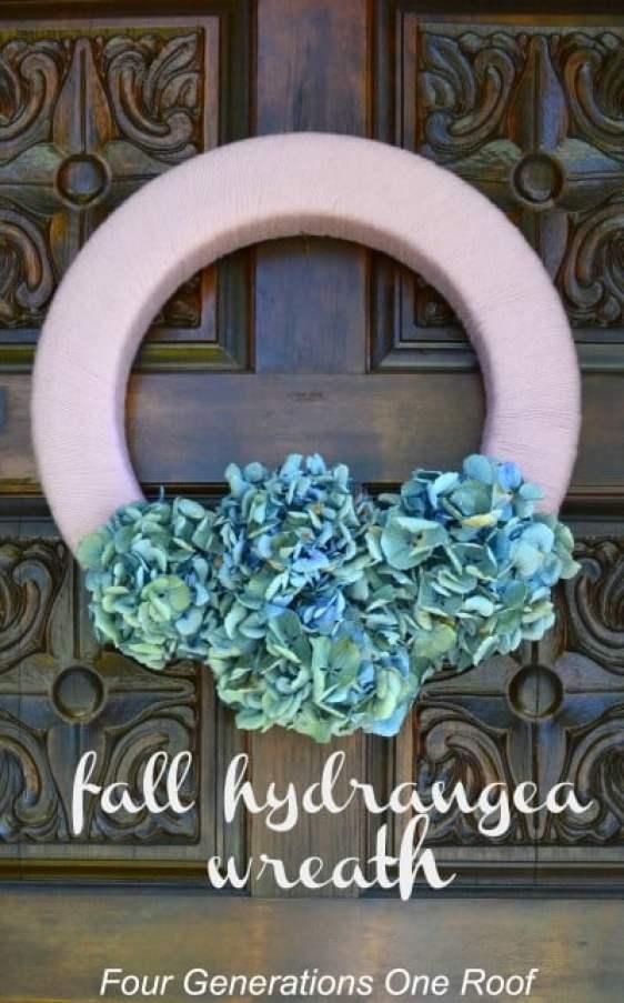 Fall-pink-and-blue-hydrangea-wreath-e1347636765265