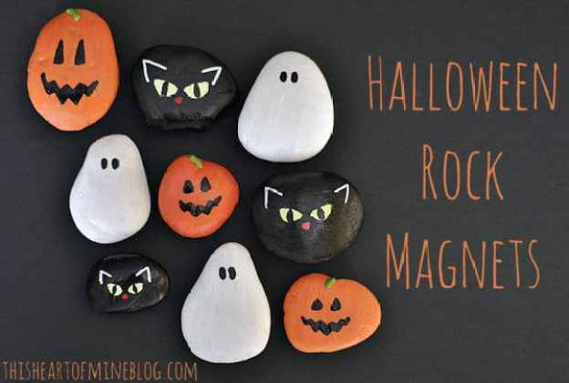 Halloween-Rock-Magnets
