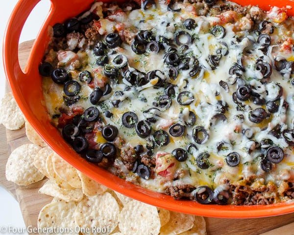 Easy-Mexican-Layer-Hot-Cheese-Dip-2