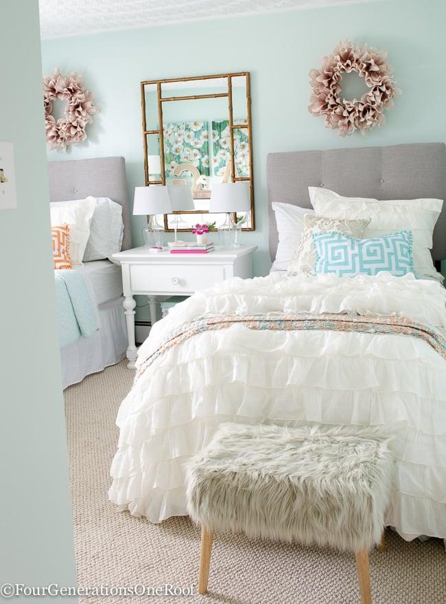 Teenage Girls Bedroom Paint Color