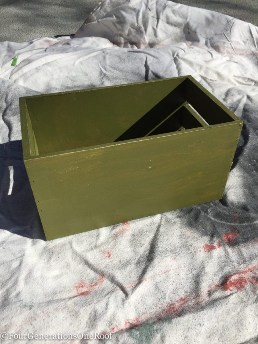 DIY centerpiece under $15