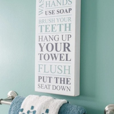 How to update a bathroom