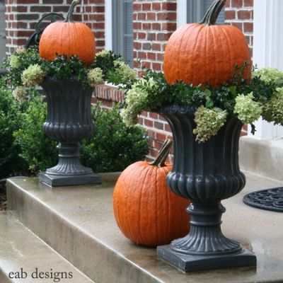 Favorite Fall Planter Ideas