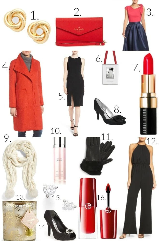HOLIDAY SEASON MUST-HAVES / HOLIDAY ESSENTIALS