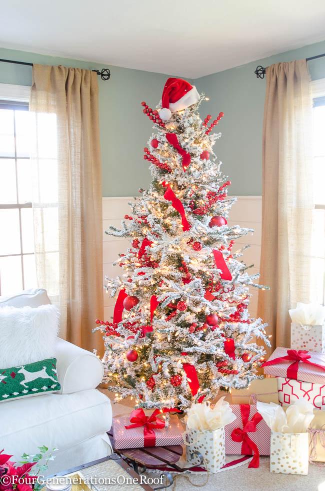 Preparing for Christmas Eve