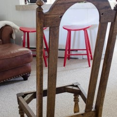 Diy Reupholster Living Room Chair Antique Furniture Easy Reupholstering Tips And Tricks Four Generations One Roof