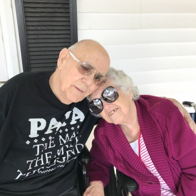 Short Term Rehabilitation for my Grandfather + Moving