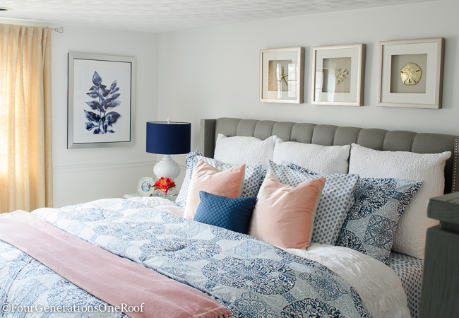 How to make White Bedroom Walls look Gorgeous - Four ...