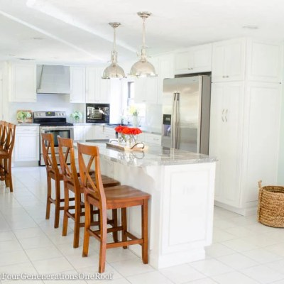How to start the kitchen renovation process + gram update