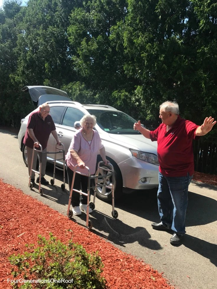 The dreaded Nursing Home decision for my grandfather