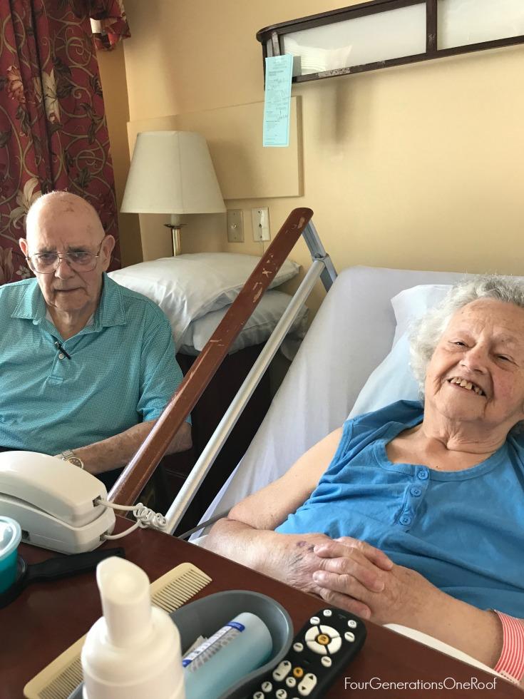 Nursing Home Decision + Radiation