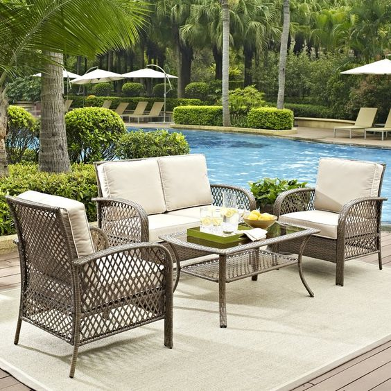 Best Pool And Patio Furniture Sale Favs Power Washing Pool Area