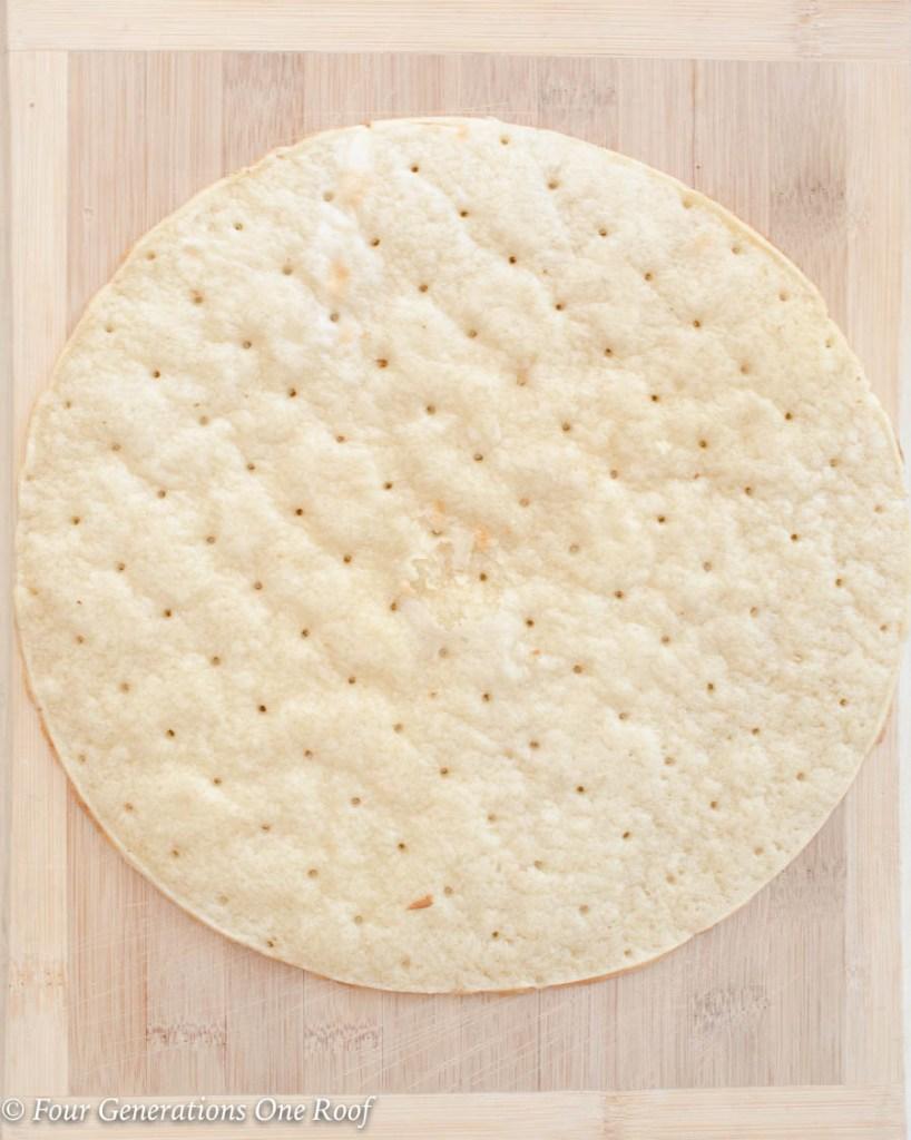 frozen Cauliflower pizza crust
