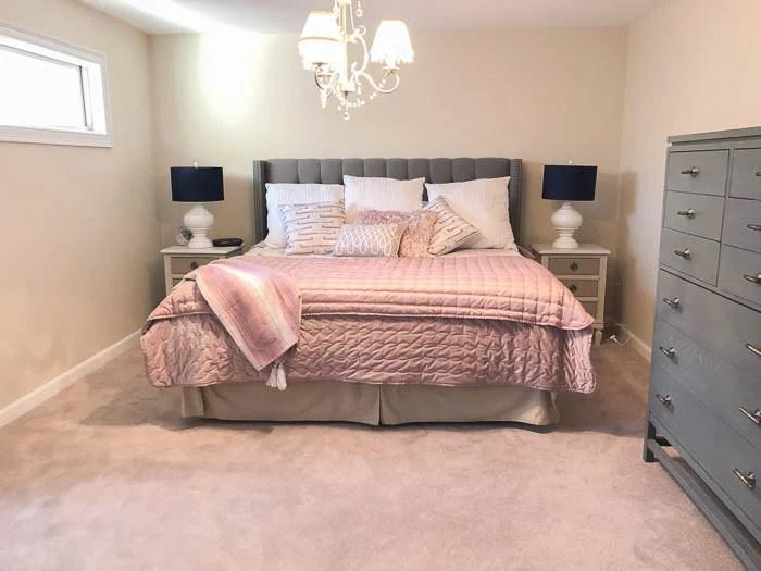 Bedroom Before My Bedroom Makeover 3D Floor Plan Design by Modsy