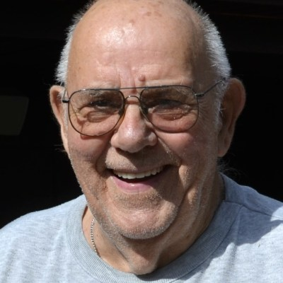 happy grandfather