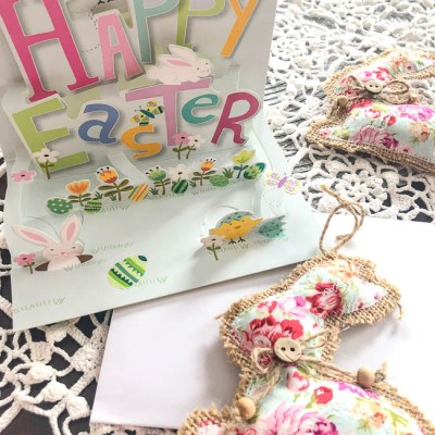 1 Minute Easter Favors for the Table