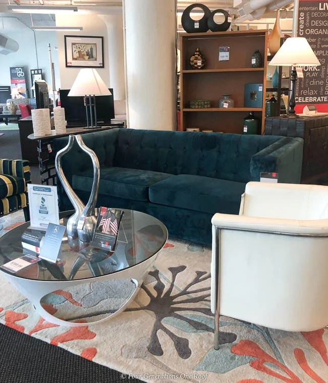 How to decorate your home with gently used furniture - Four ...