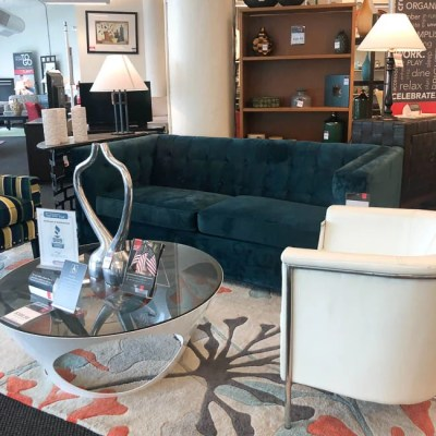 How to decorate your home with gently used furniture
