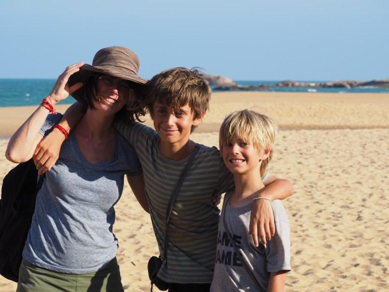 Beach at Yala