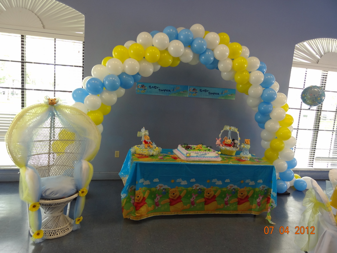 wedding tables and chairs for rent modern grey leather dining chair baby shower winnie pooh, miami, florida, hialeah