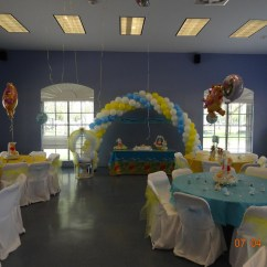 Wedding Tables And Chairs For Rent Lift Chair Sam S Club Baby Shower Winnie Pooh, Miami, Florida, Hialeah